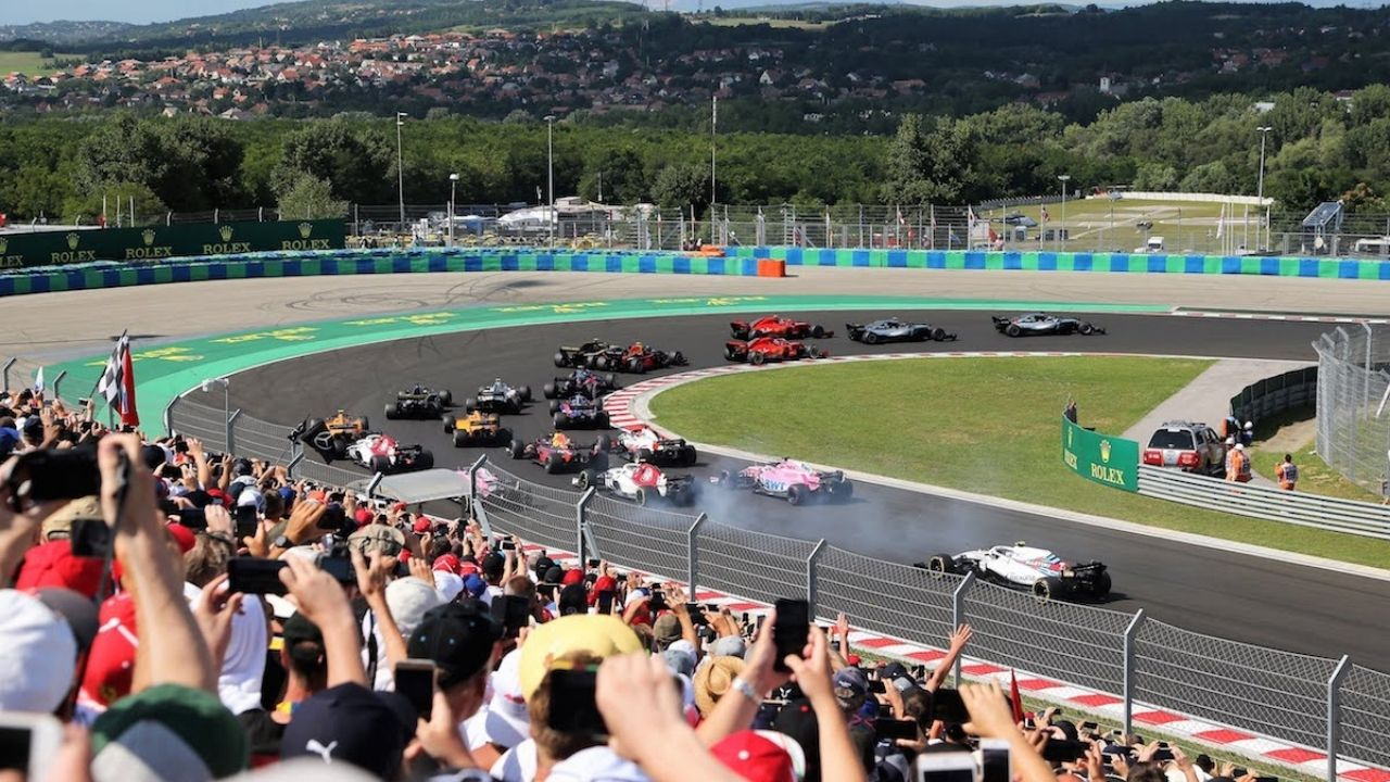 F1 Hungarian GP Live Stream, Telecast 2021 and F1 Schedule: When and where to watch the Grand Prix this week