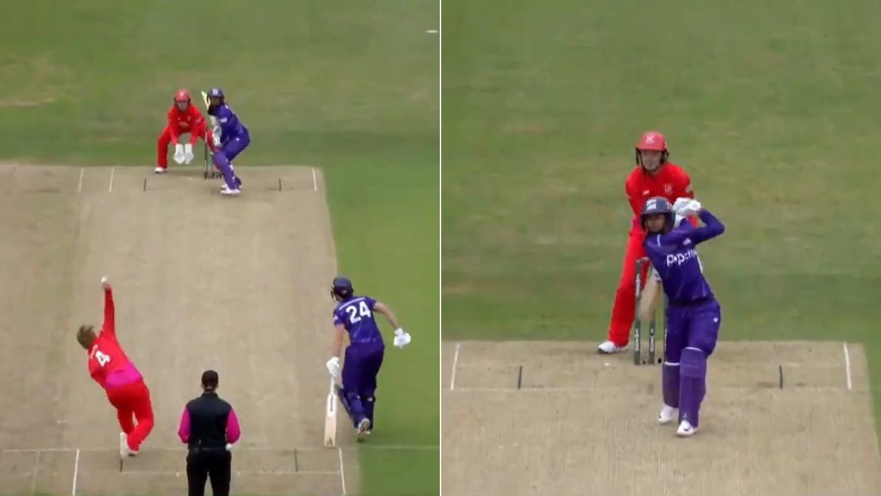 Jemimah Rodrigues six: Jemimah hits spectacular six off Bryony Smith in Supercharger vs Fire The Hundred 2021 clash
