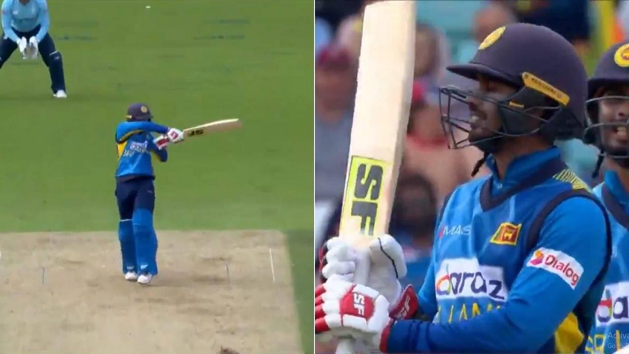 Dhananjaya de Silva wicket: Sri Lankan all-rounder misses maiden ODI century vs England at The Oval