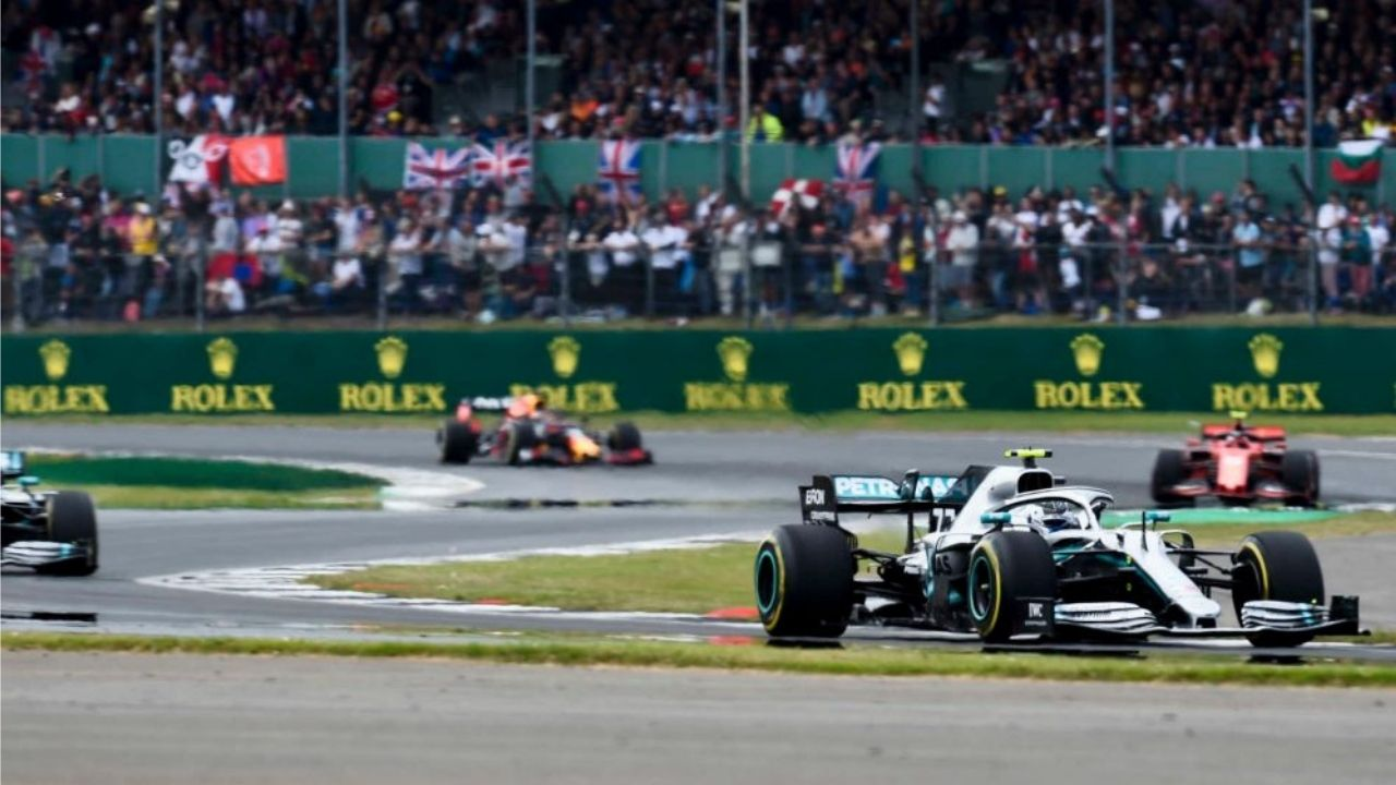 F1 Sprint Qualifying: What is the schedule of the 2021 British Grand Prix at Silverstone?