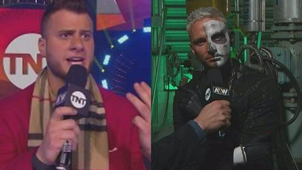 Darby Allin and MJF reference CM Punk on AEW Dynamite