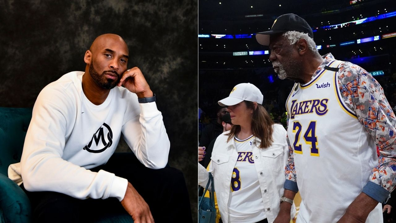 """""""Bill Russell let Sam Jones be the shooter and Bob Cousy be the ballhandler"""": When Kobe Bryant broke down how the Celtics legend gave up personal stats to make his team better"""