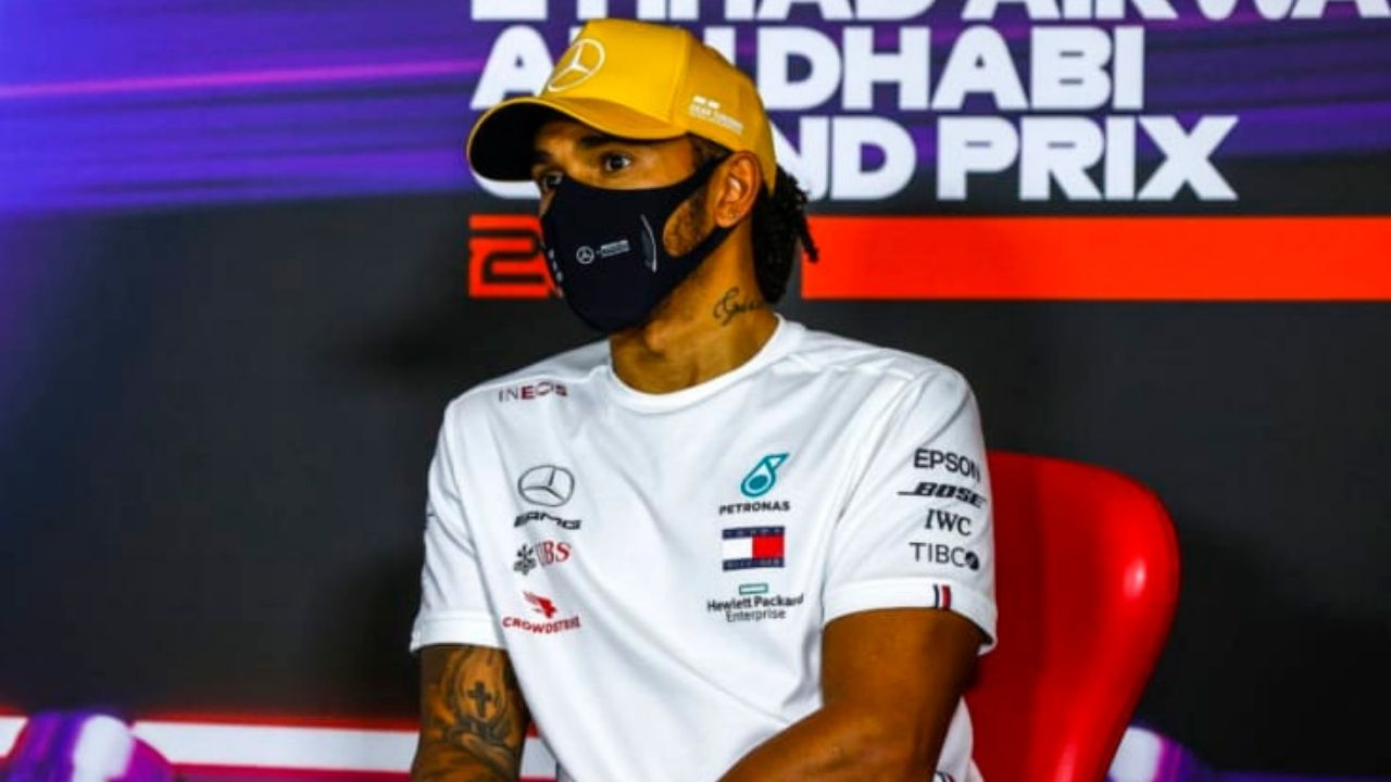 """""""It won't be too exciting""""– Lewis Hamilton gives negative judgement on sprint races"""