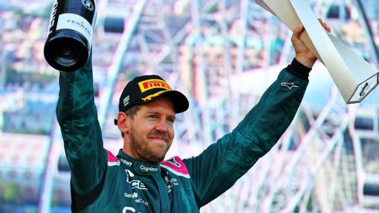 """""""There's probably more to come from Seb""""– Aston Martin boss on Sebastian Vettel's recent success"""
