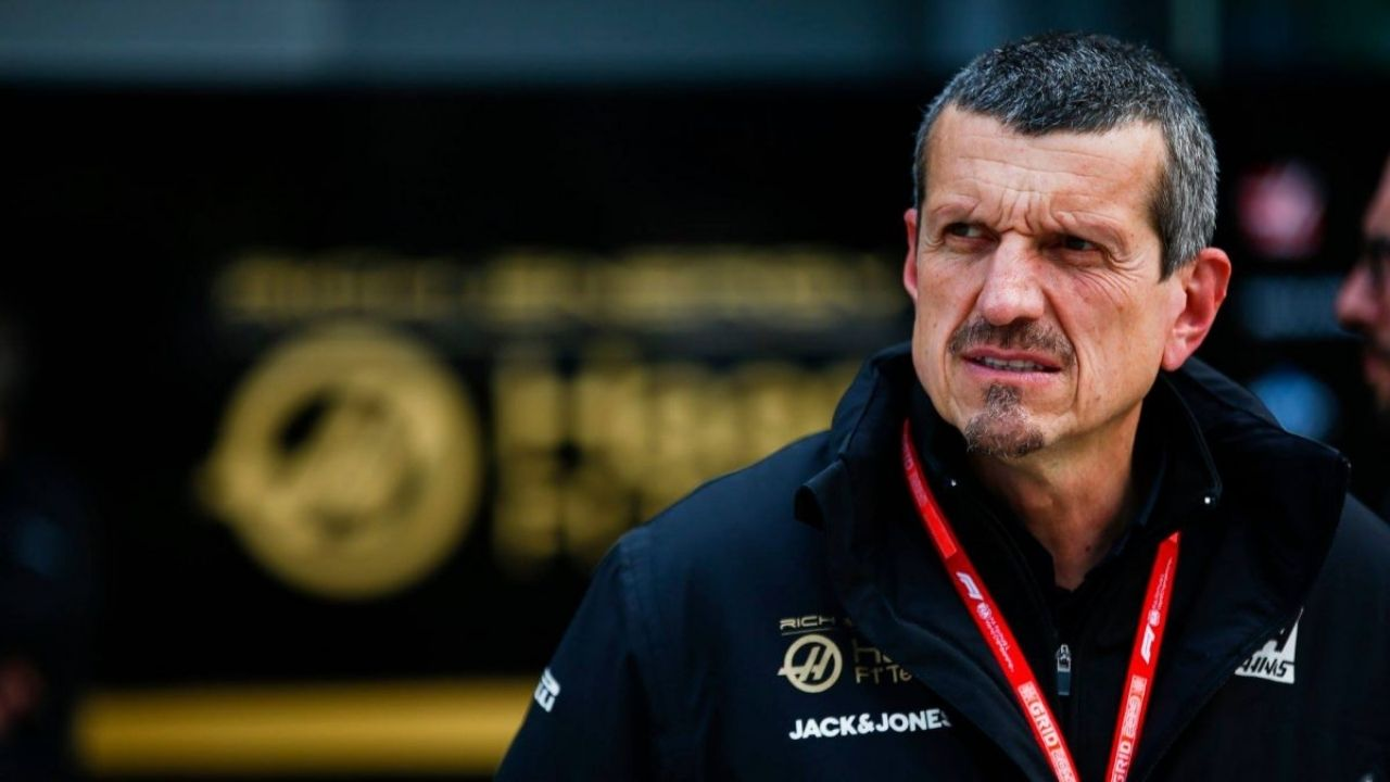 """""""This is Formula 1 playing up a bit"""" - Guenther Steiner confirms if Mick Schumacher will race for Alfa Romeo next season"""