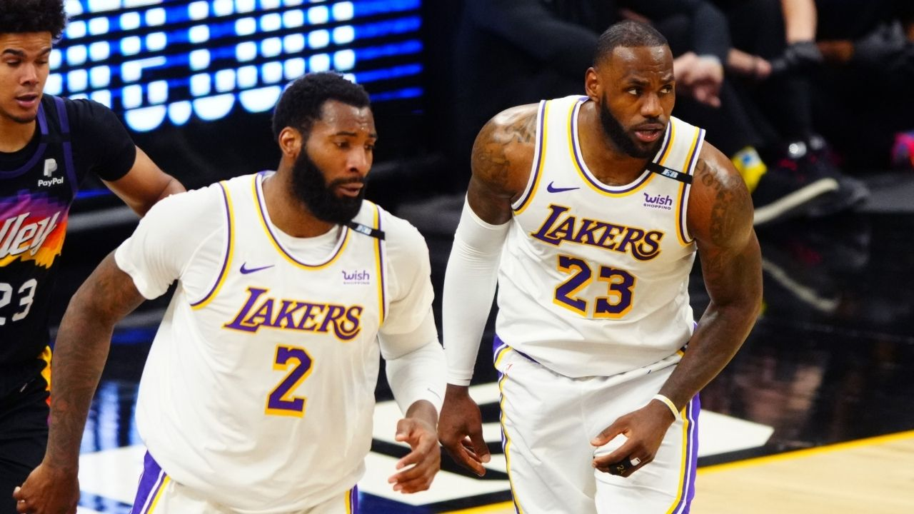 """Just wanted attention to push my NFT"""": Andre Drummond admits to hilariously trolling Lakers fans on wanting more playing time alongside LeBron James and Anthony Davis 
