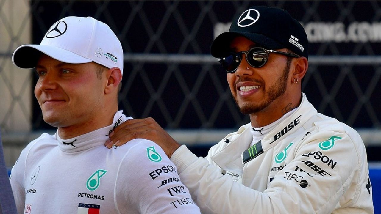 """""""We currently have the pairing that delivers best""""– Lewis Hamilton wants everyone to leave Valtteri Bottas alone"""