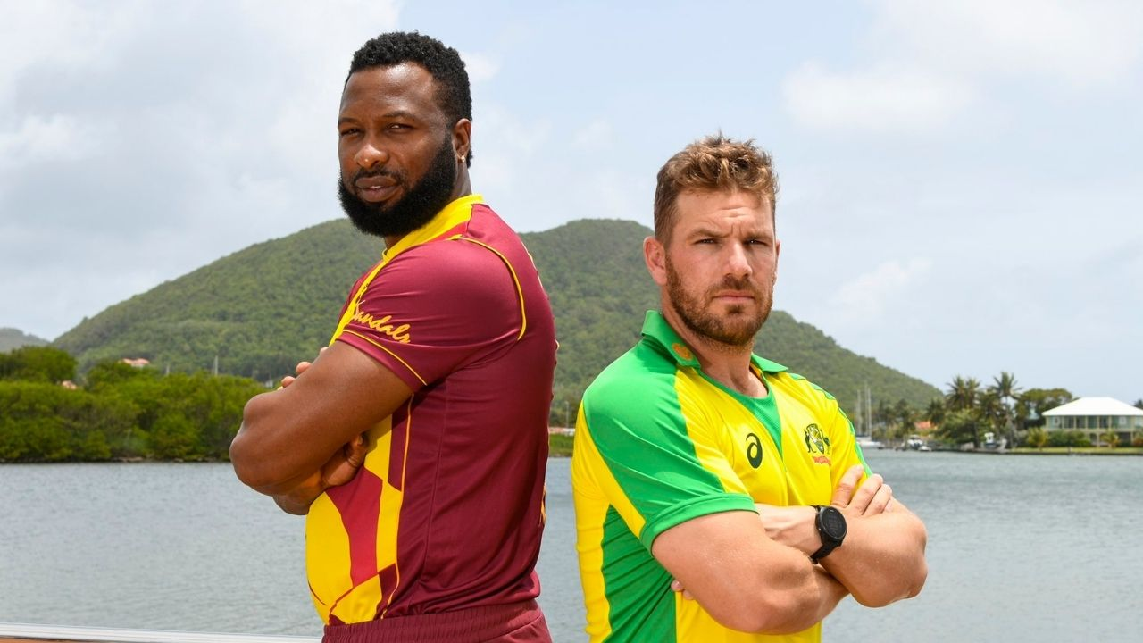WI vs AUS Head to Head Records in T20Is | West Indies vs Australia Stats | St Lucia T20I