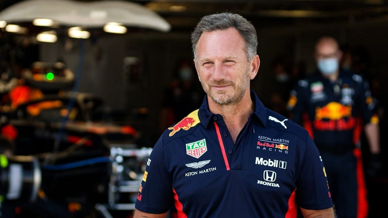 """""""I think the statement by Mercedes is a little antagonistic""""– Christian Horner"""