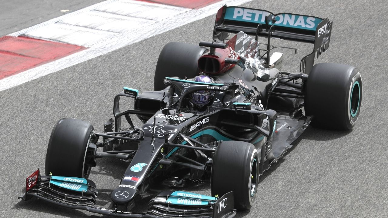 """""""There is a balance""""– Mercedes won't dump its 'barn door' rear wing even if it will make them lose against Red Bull"""