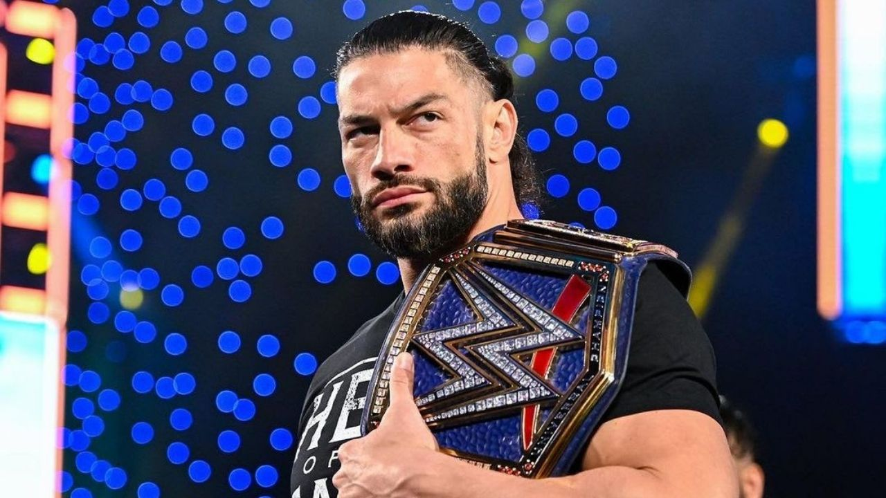 Roman Reigns says his on-screen character is a shoot