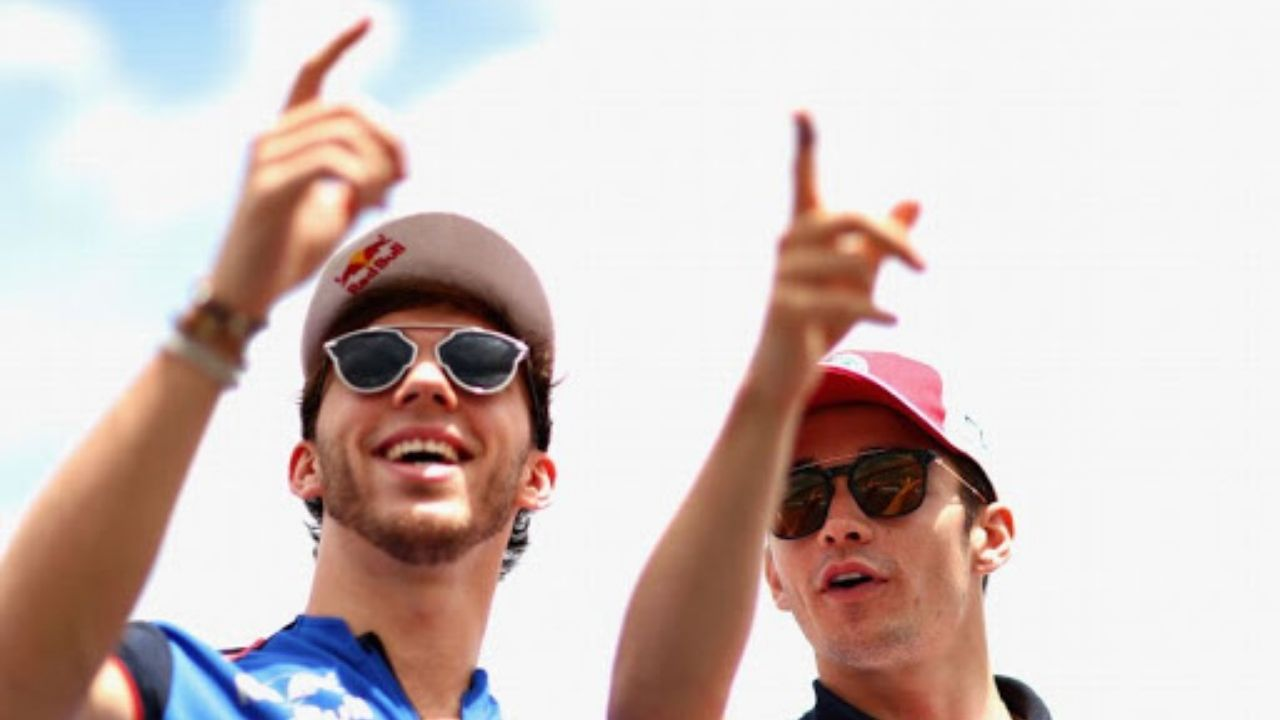 """""""I was a bit surprised""""– Pierre Gasly not surprised with no action on Charles Leclerc"""