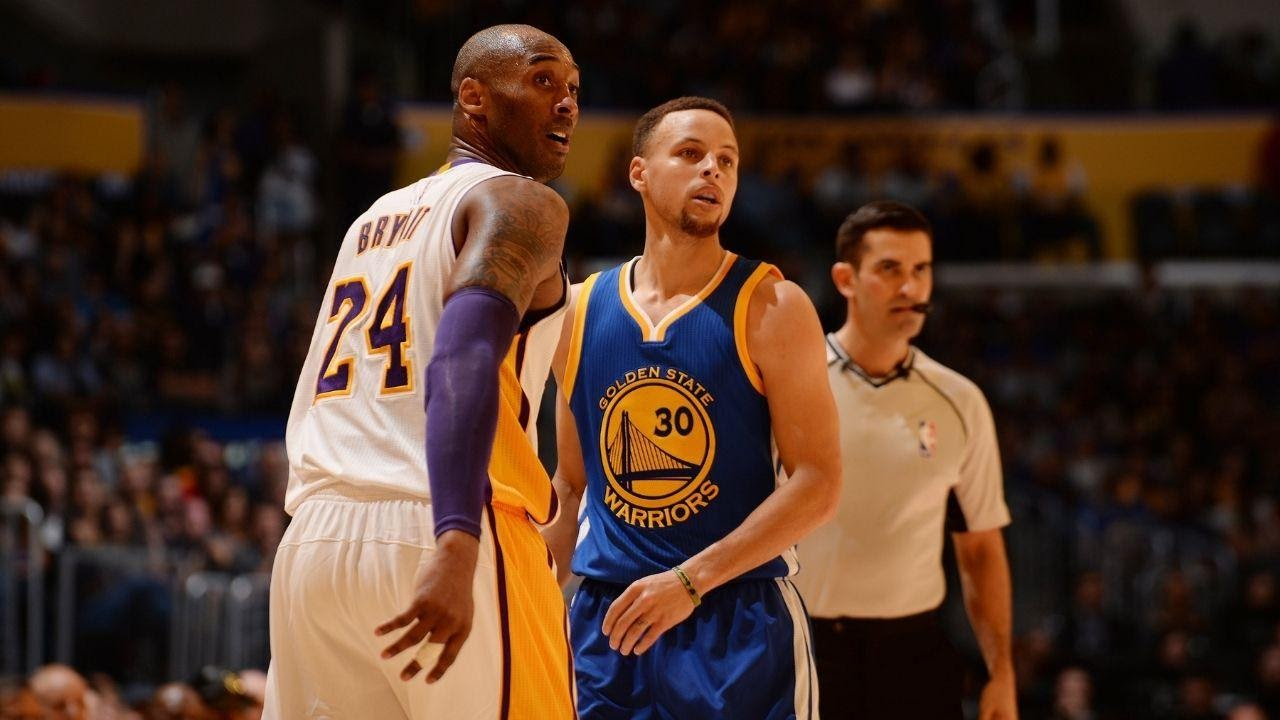 """""""Kobe Bryant, on an ISO play, gave me a disrespectful look"""": Stephen Curry recalls the time when The Black Mamba gave the Warriors MVP his 'Welcome to the NBA' moment"""
