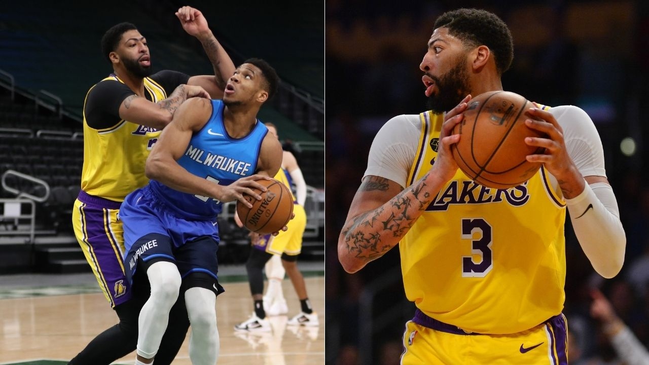 """""""Anthony Davis is the only player that could give Giannis Antetokounmpo a run for his money"""": NBA legend Oscar Robertson feels Davis is the only player that could end the Greek Freak's dominance"""