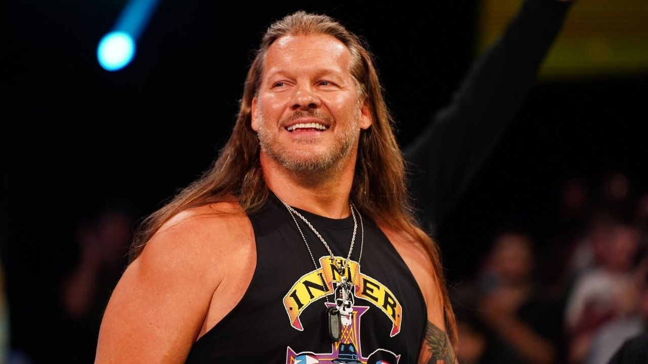 Chris Jericho comments on top WWE Superstar