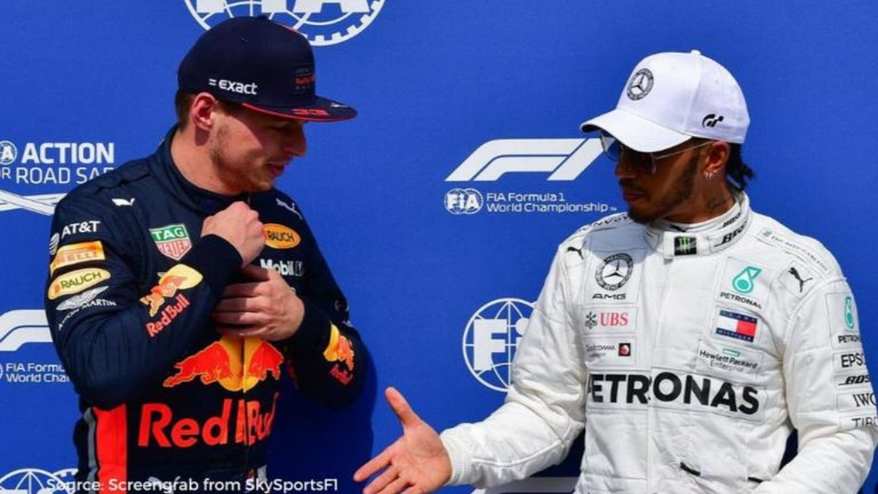 """""""There's mutual respect""""– Max Verstappen shares about his relationship with Lewis Hamilton outside F1"""