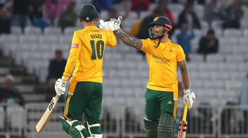 LEI vs NOT Fantasy Prediction: Leicestershire vs Nottinghamshire – 16 July 2021 (Leicester). Alex Hales, Samit Patel, Colin Ackermann, and Josh Inglis will be the players to look out for in the Fantasy teams.