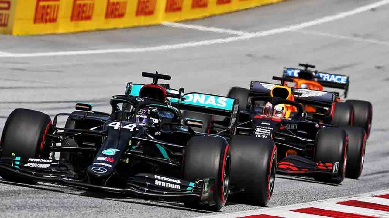 """""""That is certainly a big advantage""""– Mercedes reveals strategic edge it has over Red Bull at Silverstone"""
