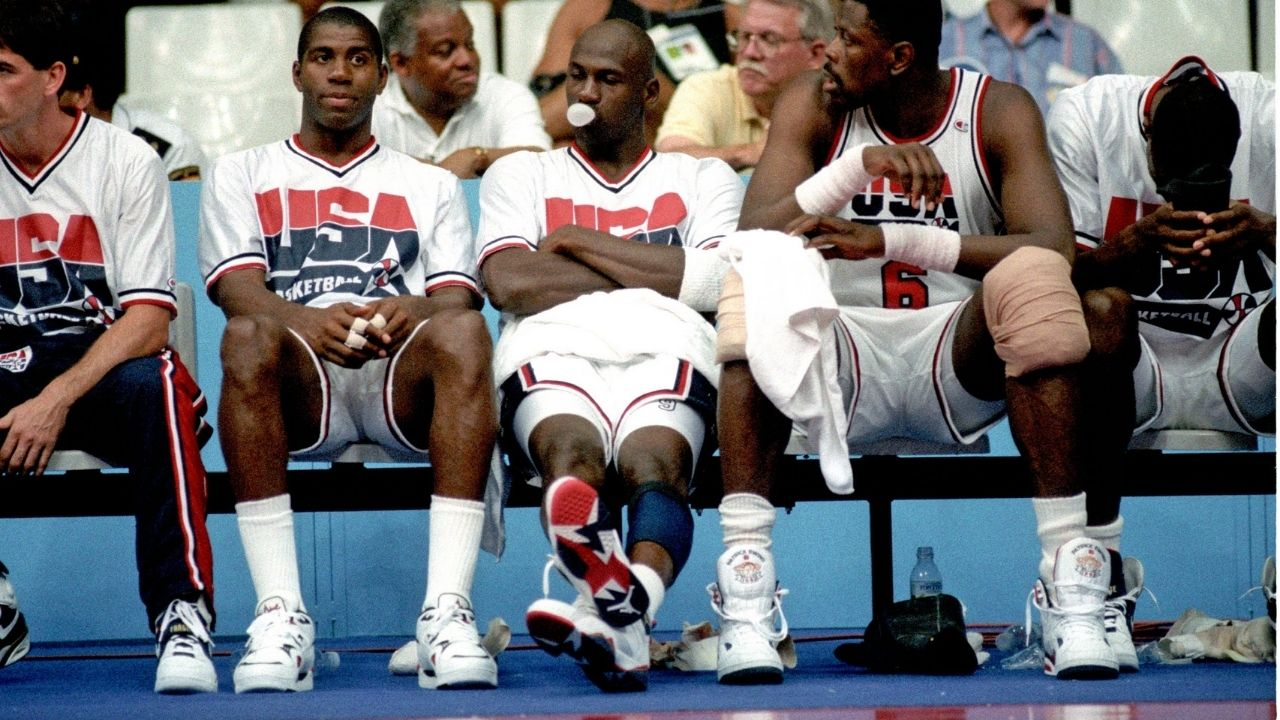 """""""Michael Jordan wanted to humiliate Clyde Drexler"""": NBA Insider reveals how the Bulls legend tormented his rival during Dream Team scrimmages"""
