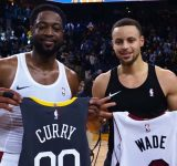 """""""The stuff Stephen Curry pulls up for, I think they're bad shots, but they're cash"""": Dwyane Wade and Tiger Woods discuss the Warriors superstar and how he changed the game"""