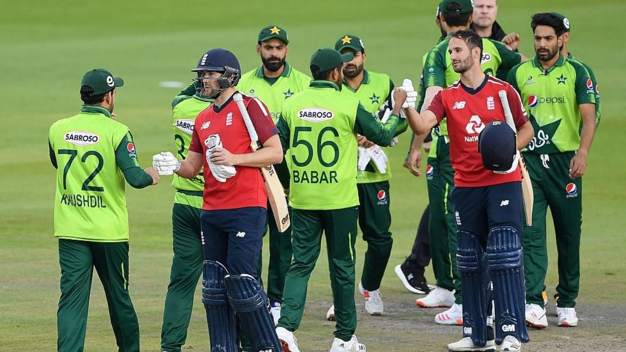 England vs Pakistan 1st T20I Live Telecast Channel in India and England: When and where to watch ENG vs PAK Trent Bridge T20I?