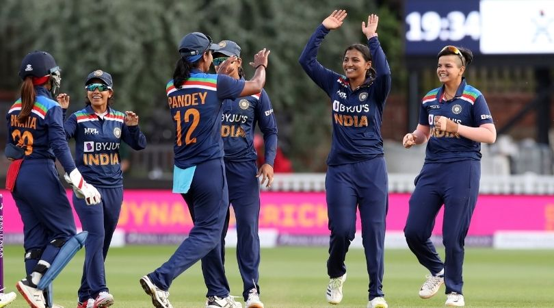 EN-W vs IN-W Fantasy Prediction: England Women vs India Women 1st T20I – 9 July 2021 (Northampton). Nat Sciver, Danielle Wyatt, Sophie Ecclestone, and Smriti Mandhana are the best fantasy picks for this game.