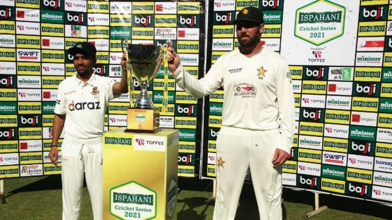 Zimbabwe vs Bangladesh 1st Test Live Telecast Channel in India and Bangladesh: When and where to watch ZIM vs BAN Harare Test?