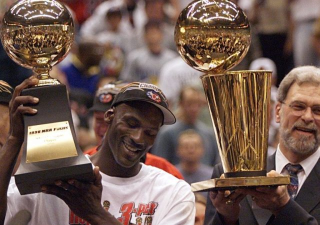 """""""On the Chicago Bulls, everybody gets along with everybody"""": When Michael Jordan explained why the Bulls were miles ahead of other NBA Teams"""