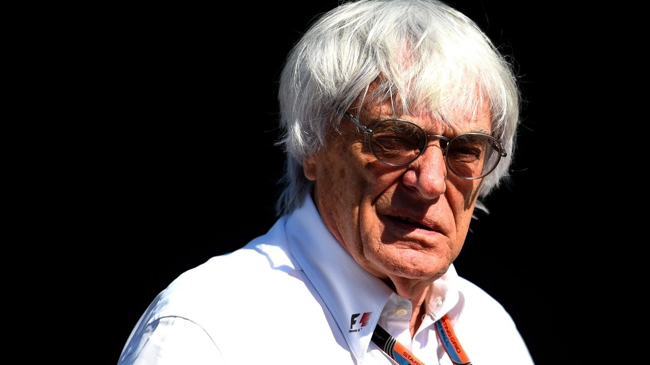 """""""This is the first time I've trusted anyone to tell my story"""" - Bernie Ecclestone gives green signal to documentary series"""