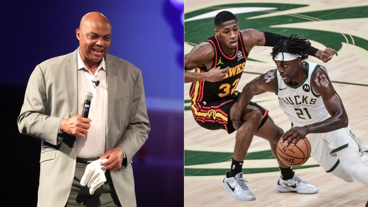 """""""Charles Barkley fixed his golf swing and got 4 straight guarantees right, anything is possible"""": NBA on TNT fans react to Chuck's impressive betting streak"""
