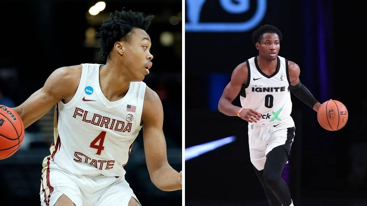"""Jonathan Kuminga or Scottie Barnes"": Whom should Orlando Magic select 5th overall in 2021 NBA Draft?"