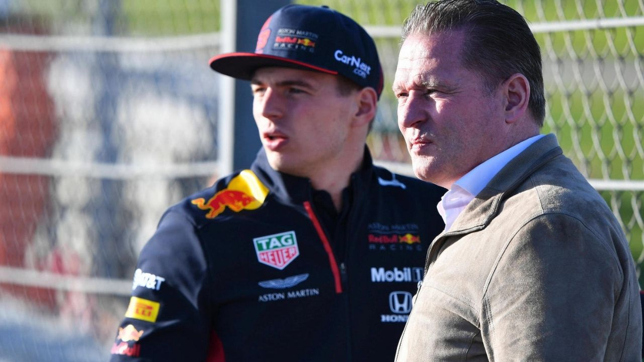 """""""A father rightly reacts very emotionally""""– Toto Wolff responds to Jos Verstappen's statement which he never made"""