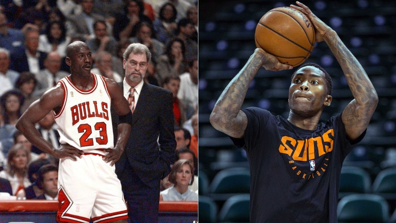 """""""Michael Jordan's hands are like a cheat code"""": Jamal Crawford narrates how the 6-time champion played pickup ball competitively even in his Wizards tenure"""