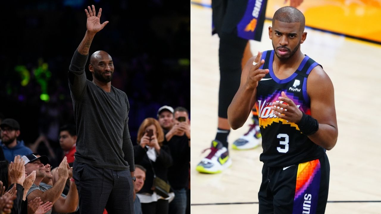 """""""Injuries, sometimes you just can't control them"""": Chris Paul talks about how the late Kobe Bryant inspired him after an injury he sustained in the 2021 NBA Playoffs"""