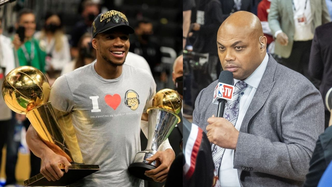 'Don't think Giannis Antetokounmpo took his game to another level': Charles Barkley explains how Bucks were able to beat his Suns in the NBA Finals