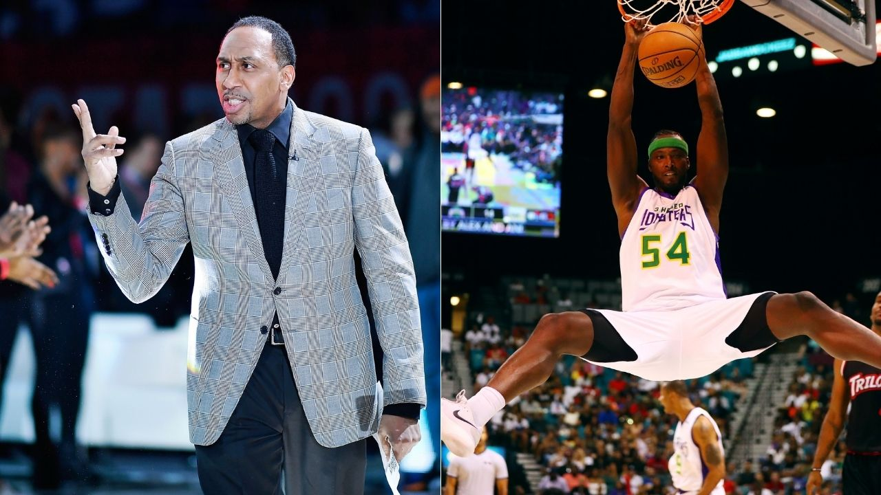 """""""Stephen A Smith apologised to everyone, apart from me"""": Kwame Brown blasts the analyst amid his racist comments against the Nigerian team and Shohei Ohtani"""
