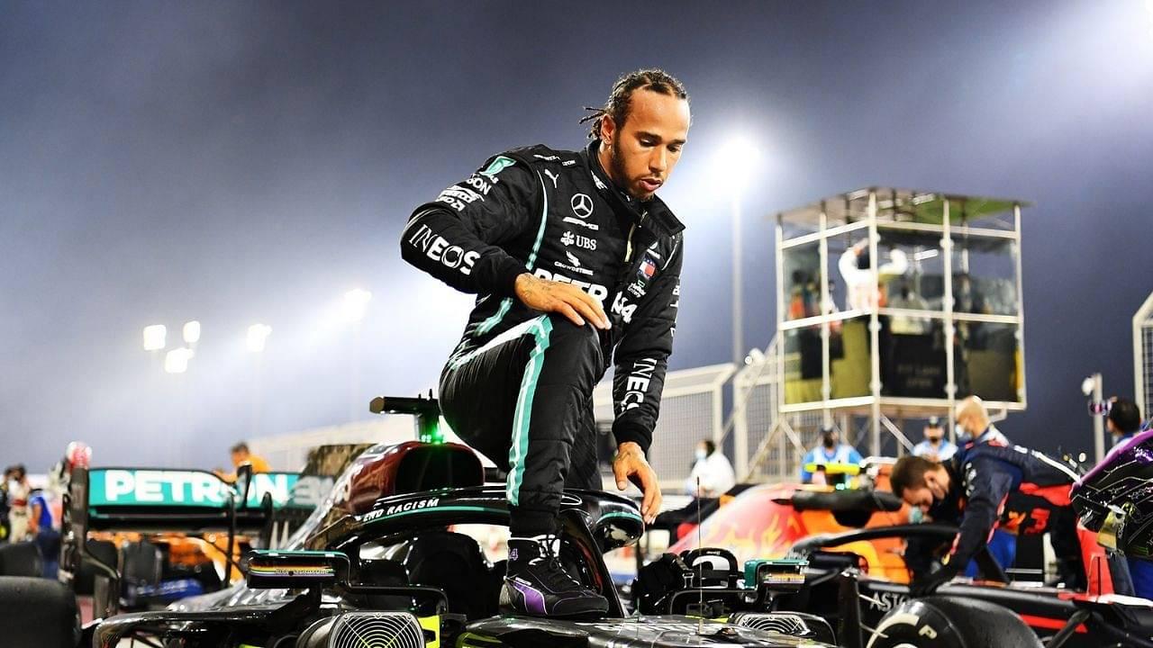 """I am too having a hard time""– Lewis Hamilton pens heartfelt message on mental health"