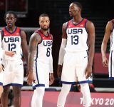 """""""Team USA Basketball did more damage to Iran than the economic sanctions"""": NBA Fans explode after Damian Lillard and co. blowout Iran by 54 points at Tokyo 2020"""
