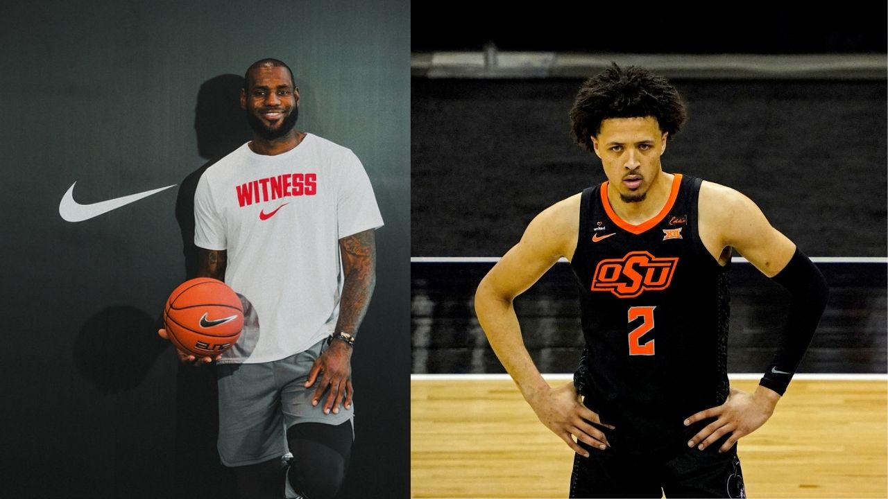 """""""All that Michael Jordan stuff is different, but LeBron James is my GOAT"""": Pistons' rookie Cade Cunningham explains why he ranks Lakers star above the Bulls legend in the GOAT debate"""