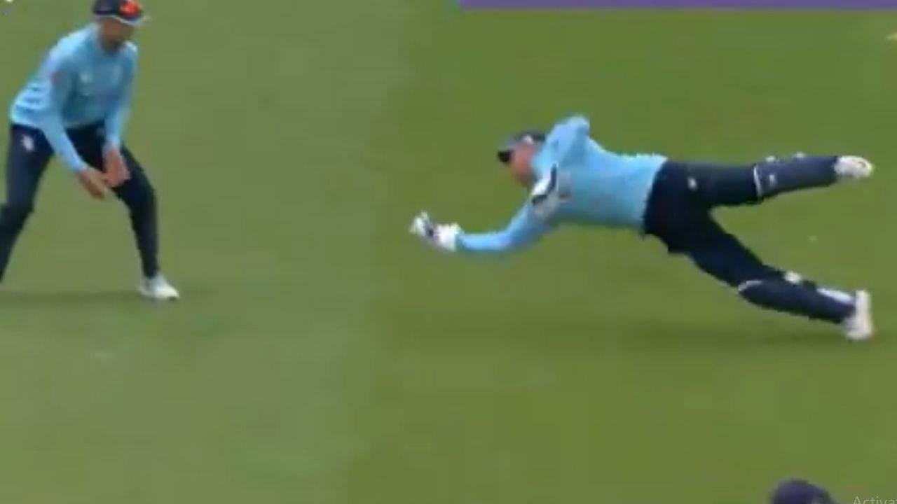 ENG vs SL Bristol ODI: Jonny Bairstow grabs one-handed stunner to dismiss Chamika Karunaratne in 3rd ODI