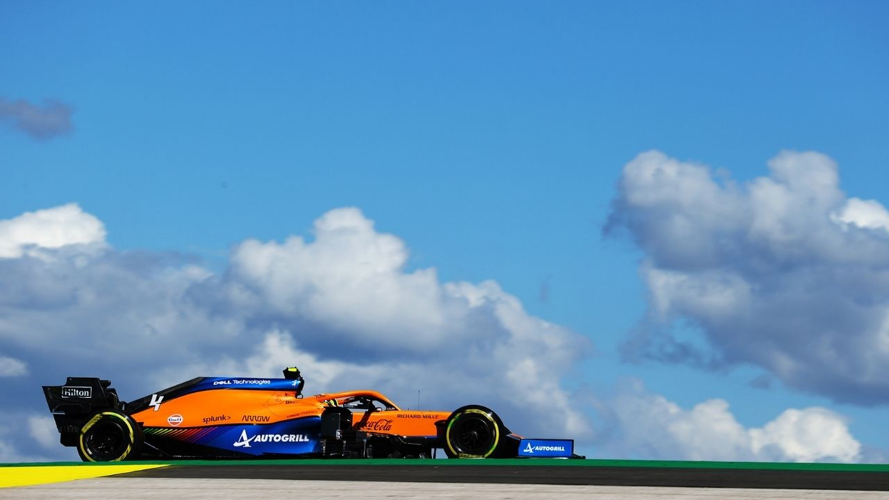 """""""Such a great driver, Lando"""" - Norris a real threat to the might of Mercedes and Red Bull after Austrian GP podium"""