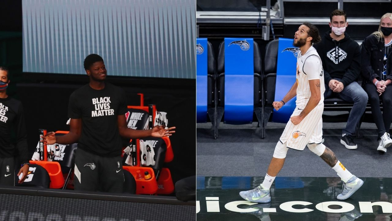"""""""Michael Carter-Willimas got SWOLE"""": Mo Bamba's hilarious prediction that his Magic teammate will be drug-tested by NBA turns out to be true"""