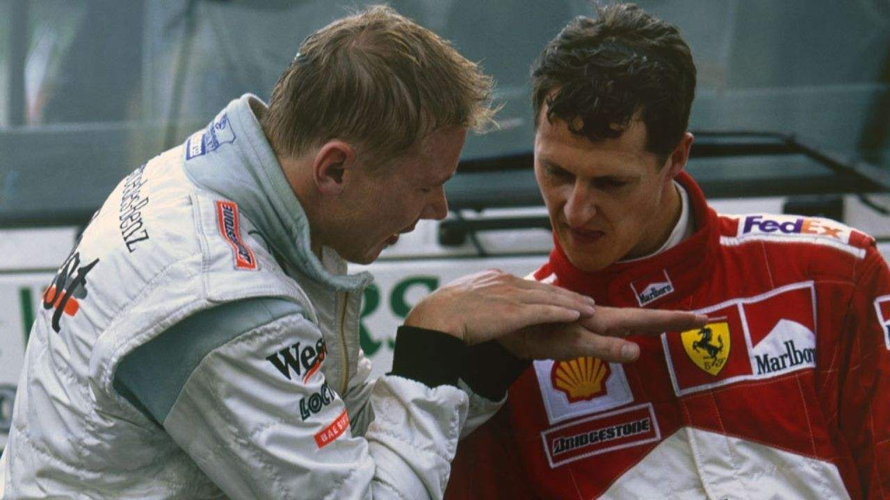 """""""There were some secret negotiations""""– Mika Hakkinen and Michael Schumacher could have been teammates"""