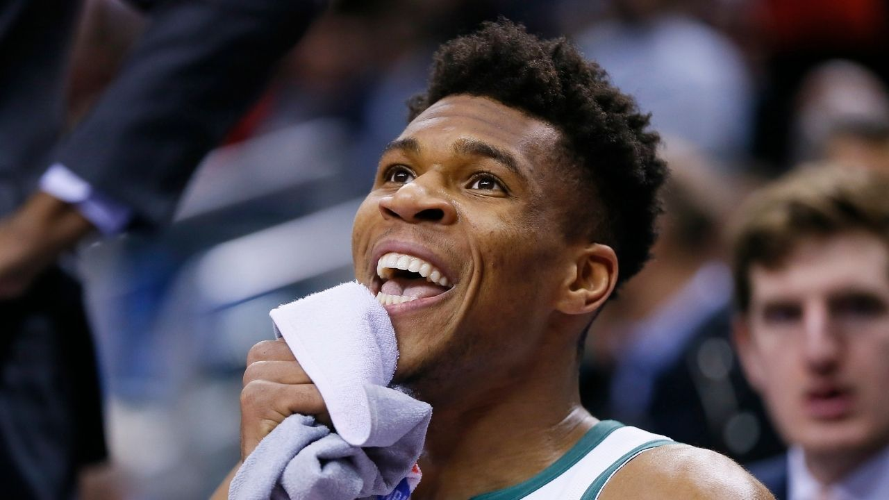 """""""Giannis isn't even in my top 10!"""": Colin Cowherd's early playoff list shockingly left the Bucks superstar out completely, and fans can't stop laughing about it"""