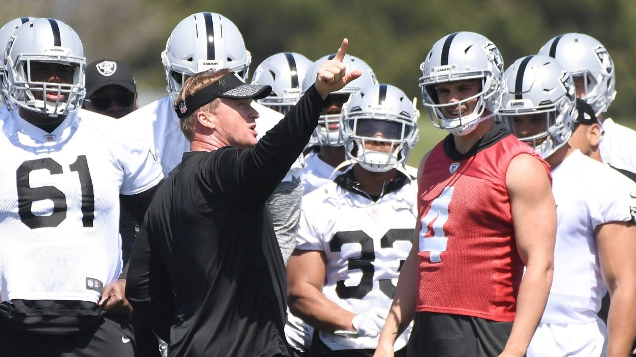 Las Vegas Raiders Training Camp 2021: Start Date, Location, Roster Battles, and Fan Policy