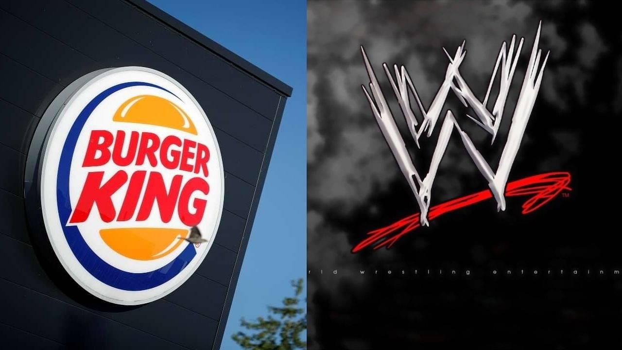 Burger King declares WWE storyline best in Wrestling