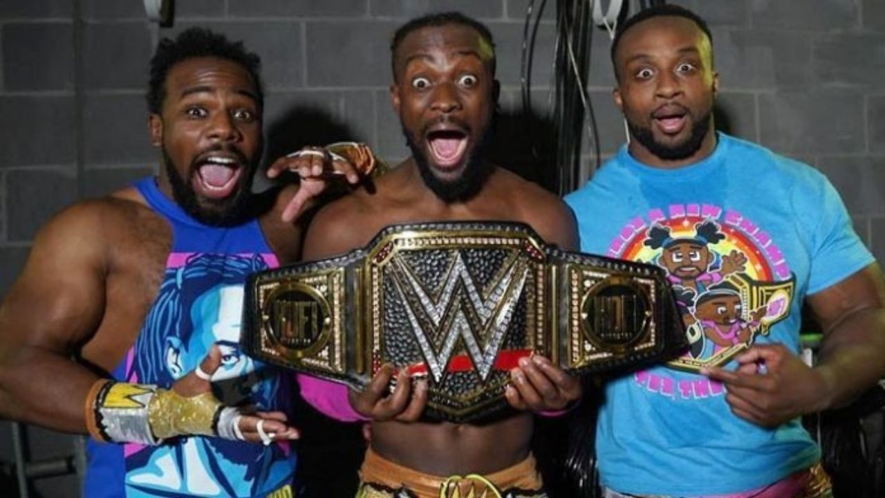 Big E reveals New Day rejected plans for splitting up after Kofimania