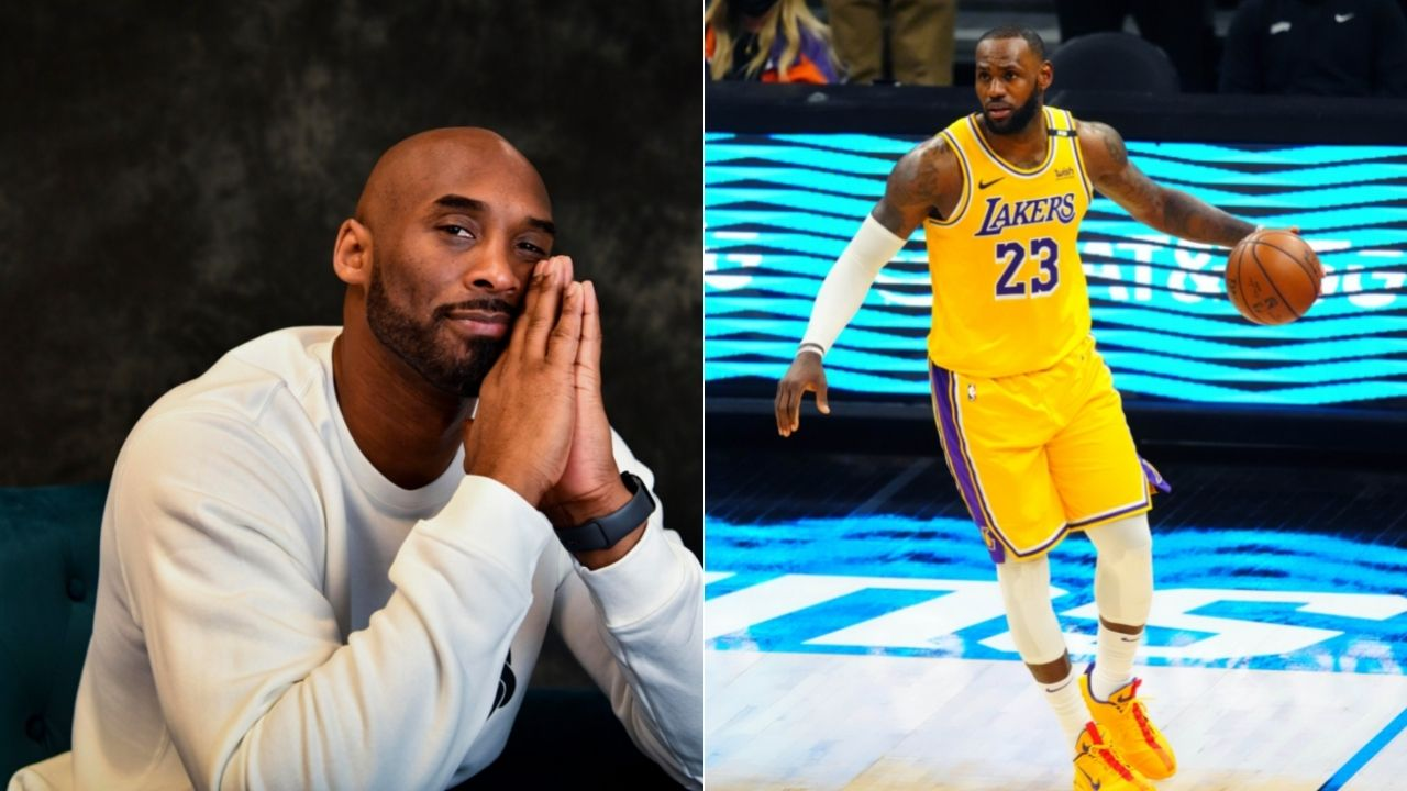 """""""Kobe Bryant and LeBron James are winners in life"""": Kyle Kuzma talks about the Lakers icons while comparing the two legends"""