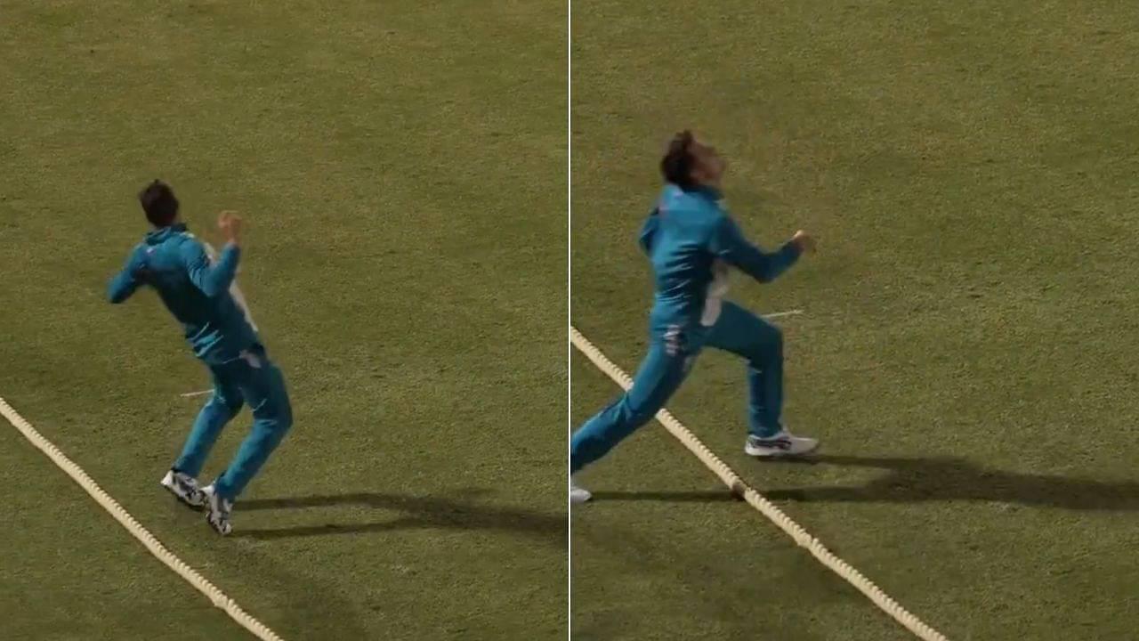 Australia I vs Australia II: Alex Carey grabs street-smart catch to dismiss Mitchell Marsh in warm-up match