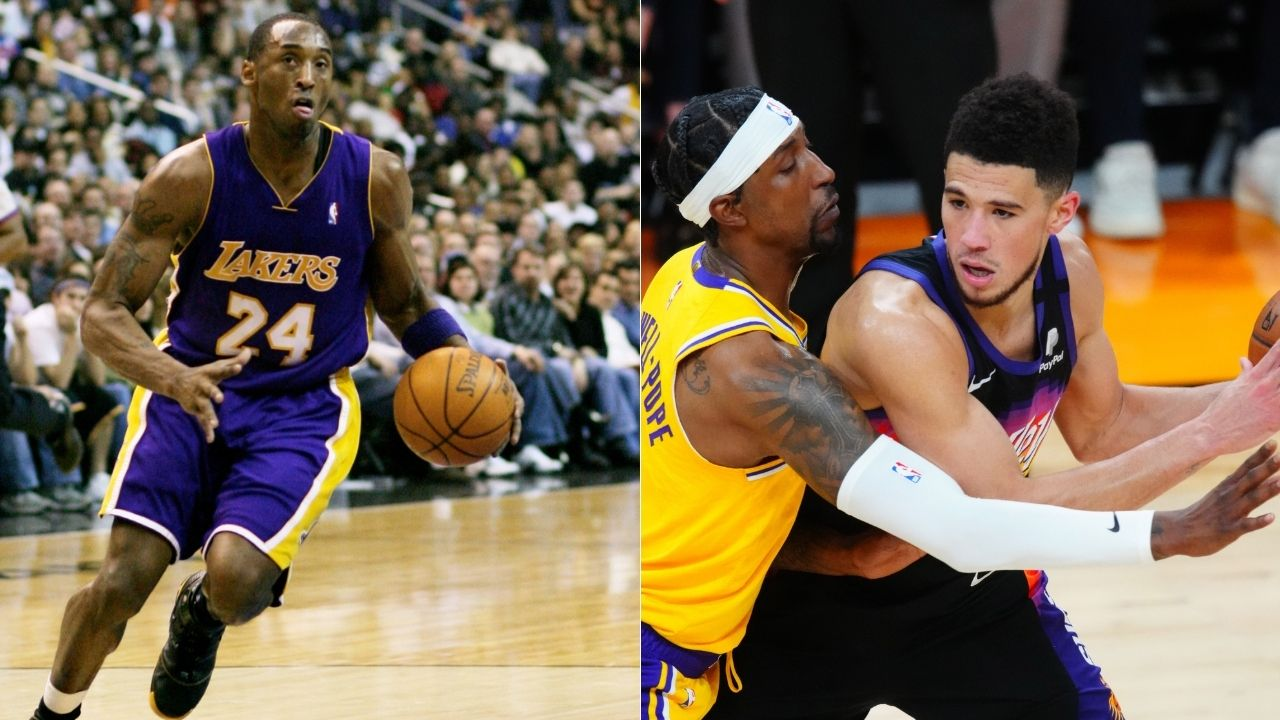 """""""I should never be compared to Kobe Bryant"""": Devin Booker deflects Stephen A Smith's comparisons linking the Suns star to the late Lakers legend"""